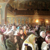 Botezul Domnului la biserica USM (reportaj foto)