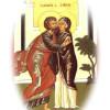 Mi-am întâlnit dragostea în biserică