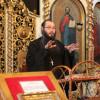 Ieromonahul Petru (Pruteanu) a conferenţiat la biserica USM