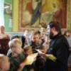 """Activităţi pentru copii în perioada vacanţei la biserica """"Întâmpinarea Domnului"""" din Chișinău"""