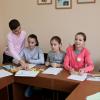 """Părintele Octavian Moșin învață copiii de la Centrul """"ABeZe"""""""