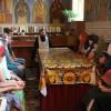 """La biserica """"Întâmpinarea Domnului"""", USM, a avut loc prima Seară duhovnicească din acest an de studii"""