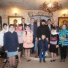 Și luni e zi de rugăciune … Acatistul Sf. Ierarh Petru Movilă la Dumbrava