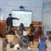 Conferință pentru tinerii la liceul A. Mateevici din s. Pârlița, r-nul Ungheni