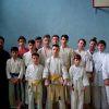Sportivii din Rezina susţin Mişcarea Tineretului Ortodox