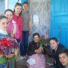 Daruri mici și flori vii de Florii la s. Marcăuți r. Dubăsari