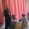 Activitate la liceul din Cruglic în săptămâna tineretului ortodox