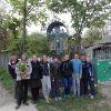 Pregătirile de Înviere începând de la îngrijirea Răstignirilor din satul Soltănești