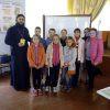 Întâlnire duhovnicească pentru învăţăceii de la gimnaziul Nr.2 din or. Drochia