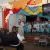 La penitenciarul Rusca a fost organizat un concert pascal ortodox