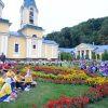 În perioada 21 – 25 august, la Mănăstirea Hîncu se desfășoară tabăra pentru tinerii voluntari
