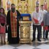 """Tabăra de vară desfăşurată la mănăstirea Curchi – """"Calea tânărului către Dumnezeu prin smerenie şi ascultare"""""""