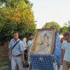 Tinerii din ASCO au participat la Drumul Maicii Domnului din loc. Dumbrava