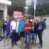 Tinerii voluntari ATOM în vacanță la mare în Bulgaria