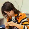 Lucia Antonovici, o tânără creativă şi dornică de a se realiza în plan profesional