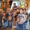 Ortodoxia tinerilor în s.Rădoaia