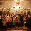 Seri duhovnicești la biserica ,,Întâmpinarea Domnului'', USM, cu arhim. Iov de la Mănăstirea Curchi