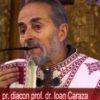 Vă invităm la o seară de suflet cu Diac. Prof. Dr. Ioan Caraza
