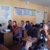 O discuţie de suflet cu elevii Liceului Teoretic din s. Cruglic