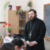 """Tema """"Prietenii lui Dumnezeu"""" duscutată cu elevii din or. Râșcani"""