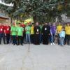 Tabăra Voluntarilor de pe lângă Mănăstirea Hâncu