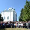 """Mănăstirea """"Adormirea Maicii Domnului"""" din Hîrbovăț a găzduit Întîlnirea Tinerilor Ortodocși din Moldova"""