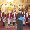 """Concert de colinde susținut de Corul """"Buna Vestire"""" la Biserica USM"""