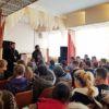 """""""Să râvnim dragostea adevărată"""" – în dialog cu tinerii Școlii Profesionale din Criuleni"""
