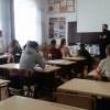 Tinerii din orașul Nisporeni – cu Hristos pe drumul Golgotei către Înviere