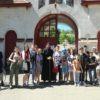 O nouă tabără la Mănăstirea Curchi, noi prietenii întru Hristos