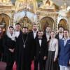 Colinde și daruri la Biserica din cadrul USM