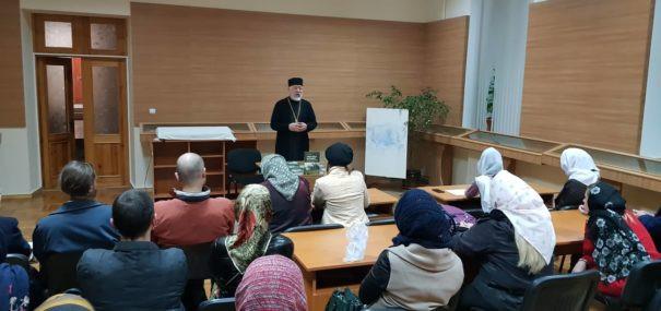 """Protoiereul Emanuil Brihuneț: """"Cimitirele ne vorbesc despre credința înaintașilor noștri"""""""