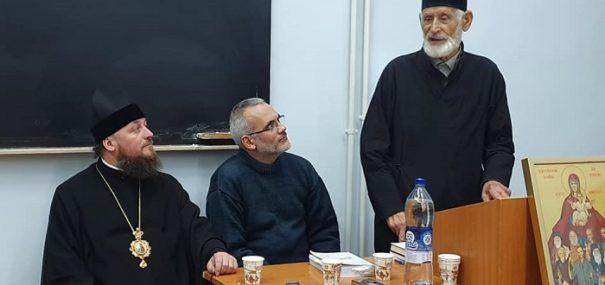 """La Chișinău a avut loc Conferința teologică """"Cu Hristos în celulă"""""""