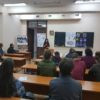 """Biserica USM a găzduit conferința """"Adolescența cu bucuriile și provocările ei"""""""