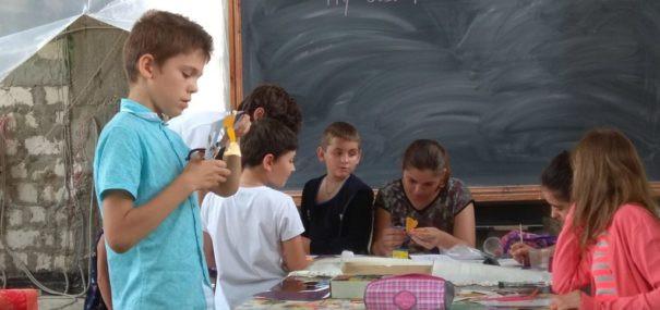 Să amenajăm împreună un loc de educaţie creştin-ortodoxă în Dumbrava!