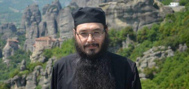 Ieromonahul Petru (Pruteanu) va conferenția la Biserica USM