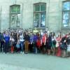 250 de tineri în pelerinaj la Mănăstirea Hâncu