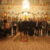"""Academicianul Andrei Eșanu a conferențiat la biserica """"Întâmpinarea Domnului"""""""