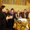 """Seri duhovnicești la biserica """"Întâmpinarea Domnului""""; invitat: Arhim. Augustin (Zaboroșciuc)"""