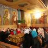 Au reînceput Serile duhovniceşti cu invitaţi:  arhimandritul Augustin (Zaborosciuc) a conferenţiat la biserica USM