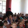 """Tema """"Mergând spre Înviere"""" discutată cu elevii din Anenii Noi"""
