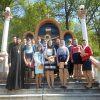 Săptămâna Tineretului ortodox continuă pentru elevii din IP Gimnaziul Saharna Nouă