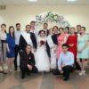 Ion şi Valentina şi-au unit destinele în Sfânta Taină a Cununiei