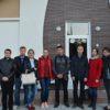 Tinerii din ASCO în vizită la copiii din centrele de plasament