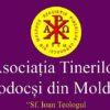 Sfântul Ioan Teologul, ziua Sfântului ocrotitor al Asociației Tinerilor Ortodocși din Moldova