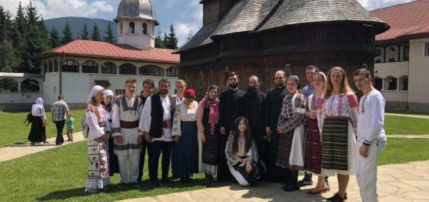 Impresii de la Tabăra Internațională de la Mănăstirea Oașa