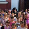 Întâlnire de suflet cu copii și tineri la Mănăstirea Curchi
