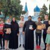 Întâlnirea tinerilor la Școala de vara de pe lângă mănăstirile Hîrbovăț, Răciula și Frumoasa