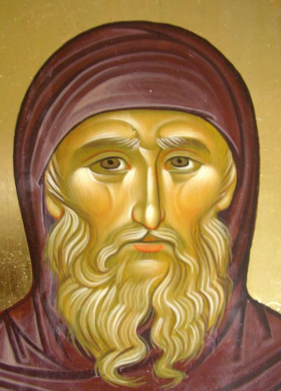 Sfantul Antonie cel Mare 1